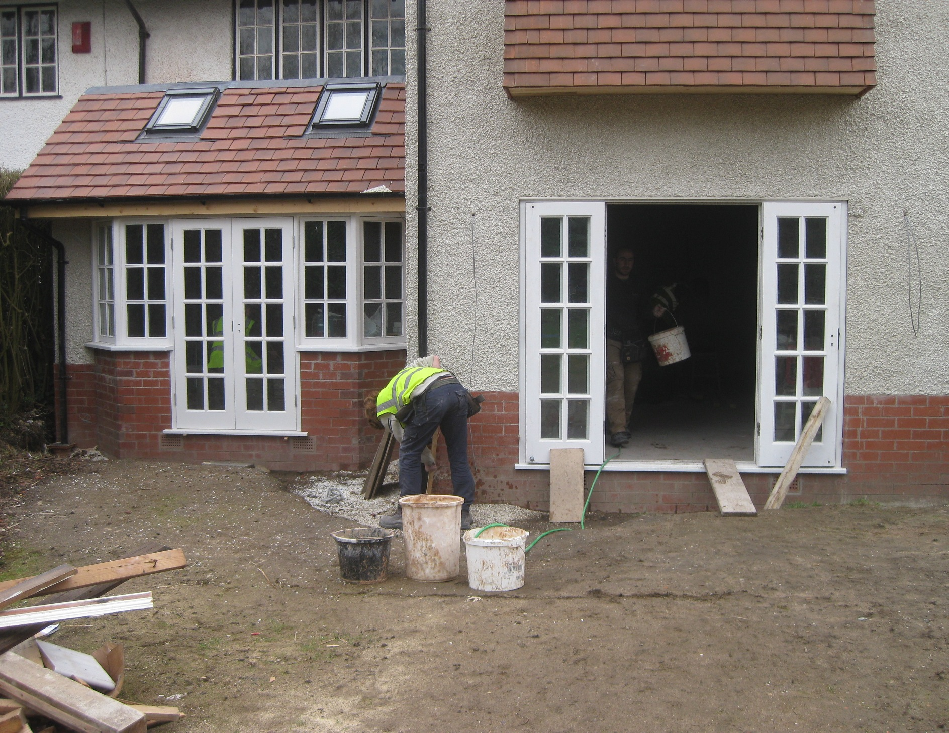 House Extension Amp Alterations To Period Property Didsbury