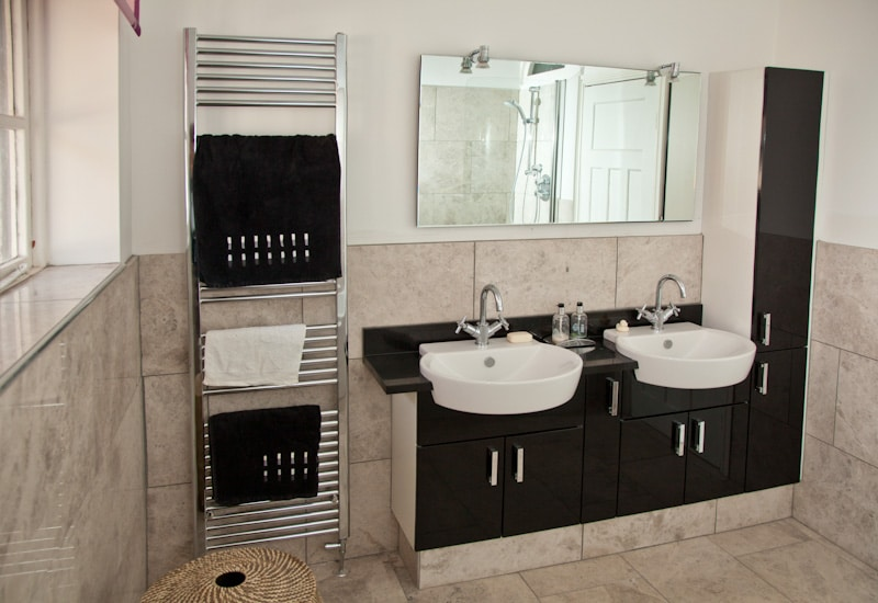 Didsbury Fitted Batroom With Twin Sinks View 2 Transforming Homes For Over 30 Years Expert