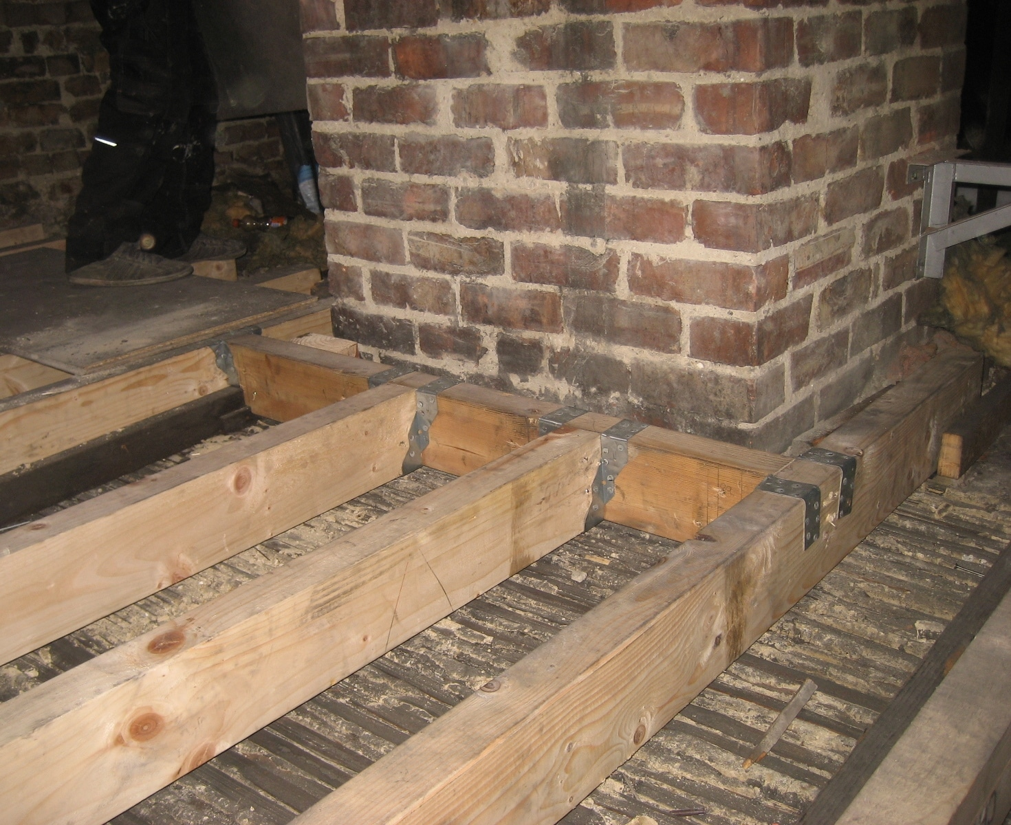 New Floor Joists Transforming Homes For Over 30 Years