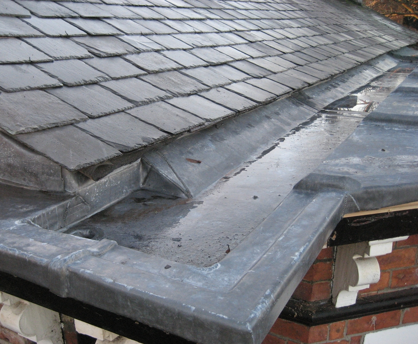 Lead Roof Work Amp Repairs Didsbury South Manchester