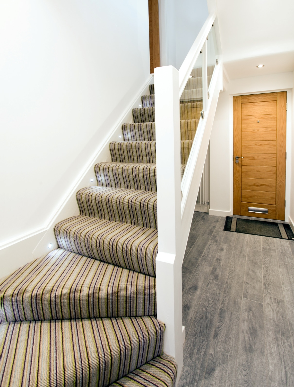 Finished Refurbished Staircase Transforming Homes For