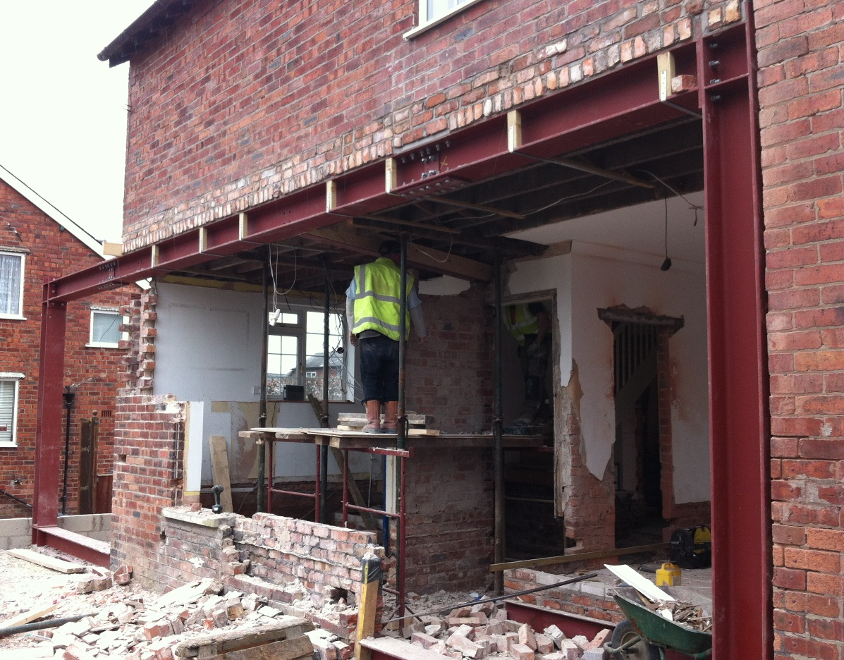 Internal Wall Alterations Transforming Homes For Over 30