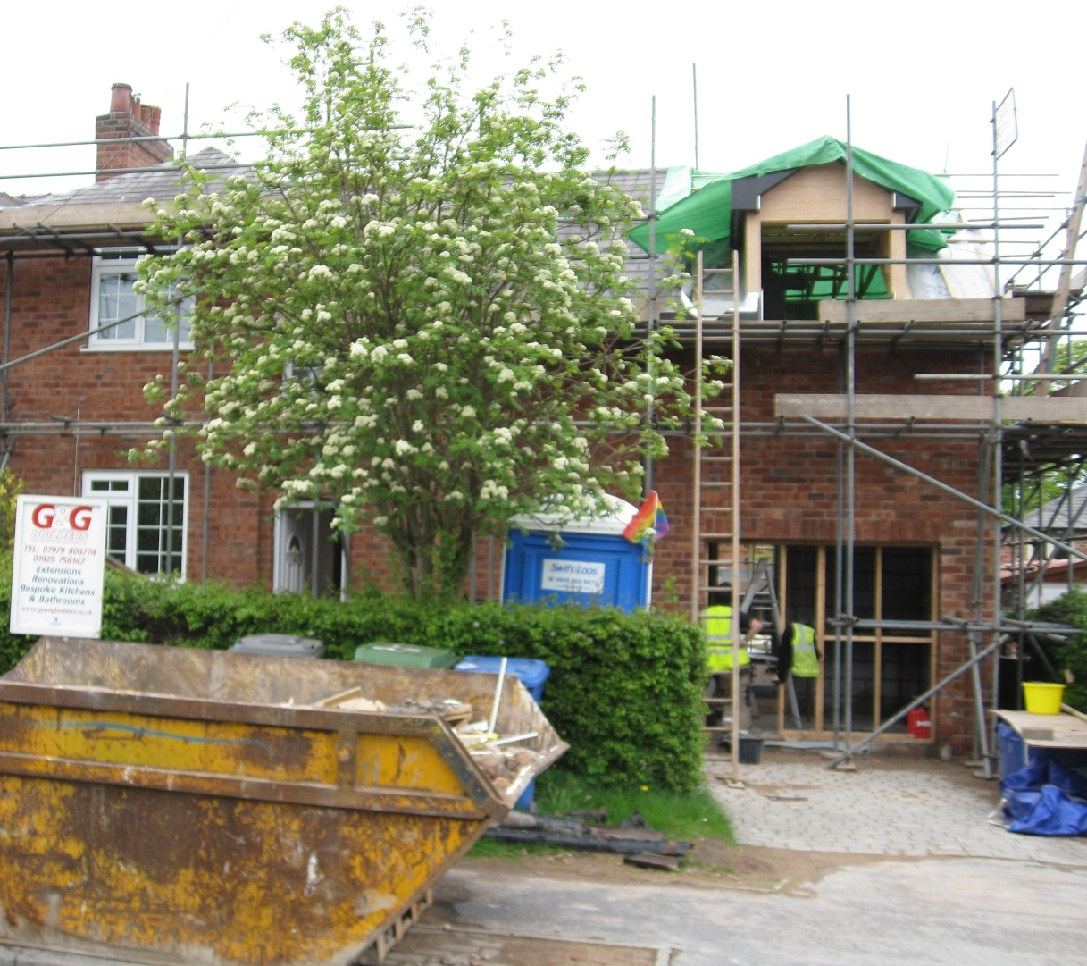 Progress To Extension Refurbishment Transforming Homes