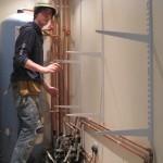 New boiler & cylinder