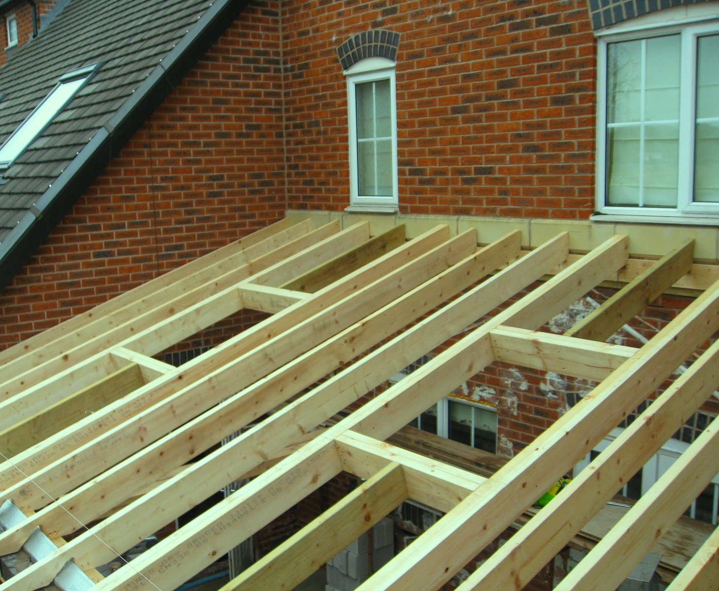 Garage Extension Designs House Extension Single Storey With Bi Fold Doors Amp Velux