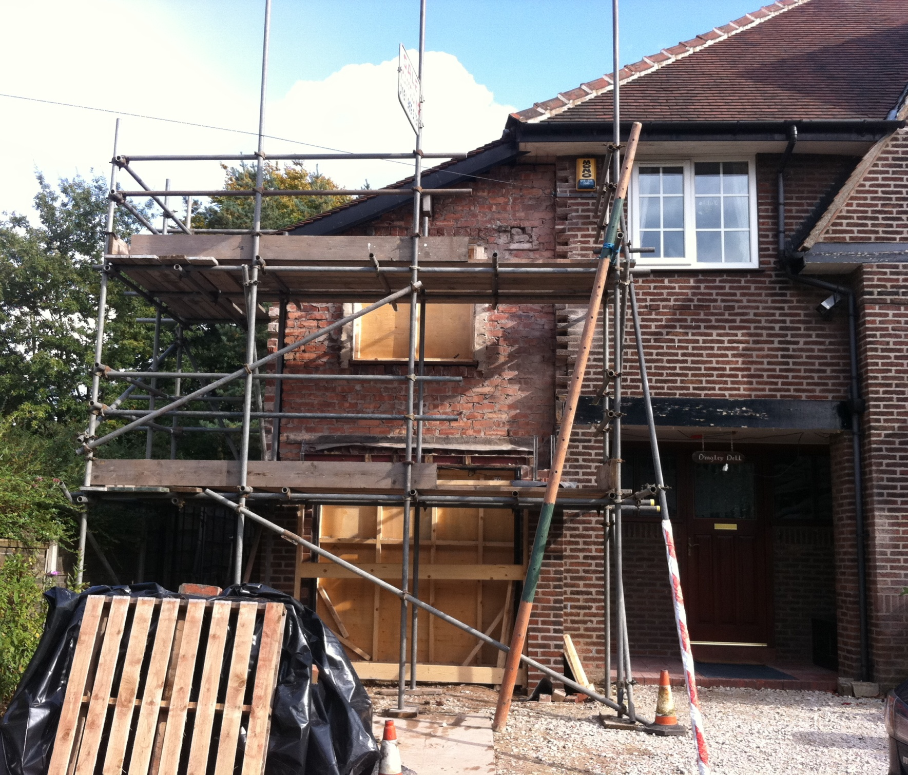 External House Refurbishment Heaton Moor Stockport